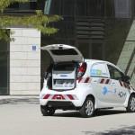 Der Peugeot i0n Cargo fährt rein elektrisch