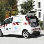 Peugeot i0n Cargo für Handwerker und Techniker