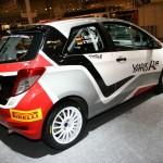 Toyota Yaris R1A auf der Essener Motorshow 2012