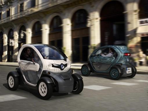 Renault Elektro-Kleinstwagen Twizy