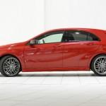 Die neue Mercedes-Benz A-Klasse von Brabus