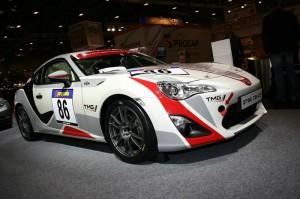 Toyota GT86 CS-V3 auf der Essen Motor Show 2012