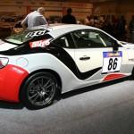 Toyota GT86 CS-V3 auf der Tunungmesse Essen Motor Show