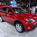 Toyota präsentiert neuen RAV4 auf der Los Angeles Messe