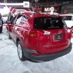 Die neueste Generation des Toyota RAV4 (2013)