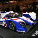 Toyota TS030 Hybrid auf der Essener Tuningmesse 2012