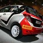 Der Toyota Yaris R1A auf der Essen Motor Show 2012