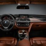 Das Interieur des BMW 4er Coupe Concept