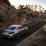 Noch ist er eine Studie: BMW 4er Coupe