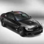 BMW M3-Sondermodell DTM Champion Edition in schwarz 2013