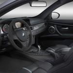 Das Cockpit der BMW M3 DTM Champion Edition