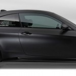 Der BMW M3 DTM Champion Edition in der Seitenansicht