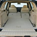Das Volumen im BMW X5 xDrive40d lässt sich auf 1750 Liter erweitern