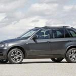 BMW X5 xDrive40d (Seitenansicht, Standansicht, 2012)