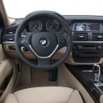 Der innenraum des BMW X5 xDrive40d - Cockpit, Mittelkonsole