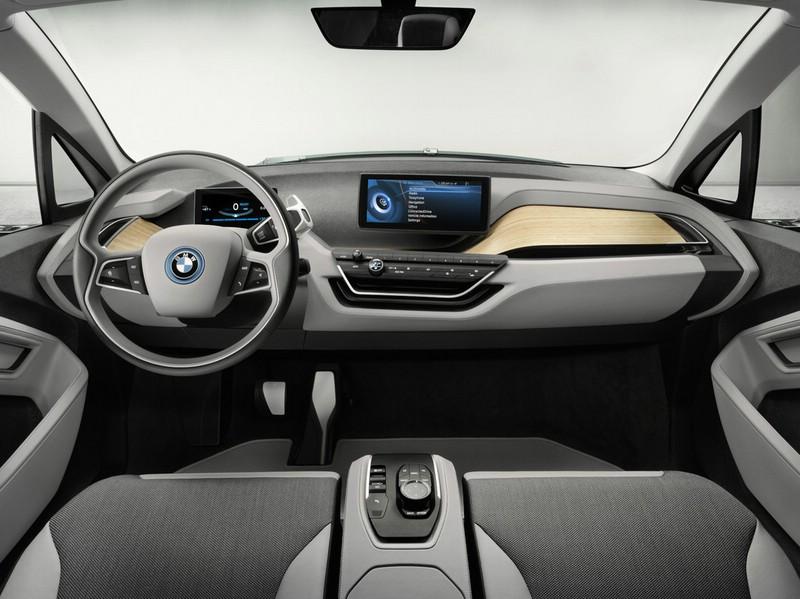 Galerie: BMW i3 Concept Coupe Armaturenbrett | Bilder und Fotos | {Armaturenbrett bmw 32}
