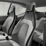 Die Sitze des BMW i3 Concept Coupe