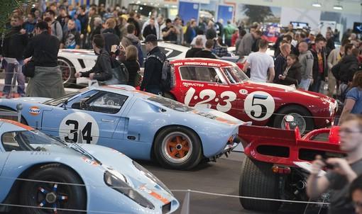 Die Essener Motor Show im Jahre 2012