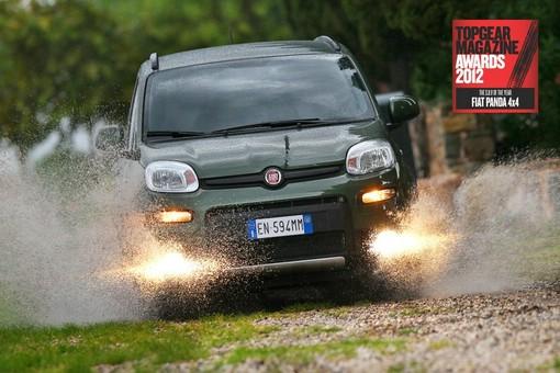 Fiat-SUV Panda 4x4 ausgezeichnet