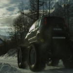 Der Fiat Panda 4x4 Bigfoot in der Heckansicht