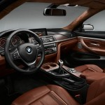 Das Innenleben des BMW 4er Coupe Concept