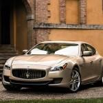 530 PS leistet der neue Maserati Quattroporte