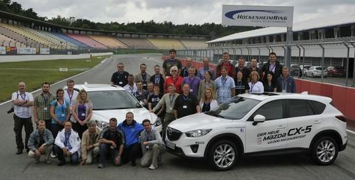 Der neue Mazda CX-5 wurde 20 Wochen getestet