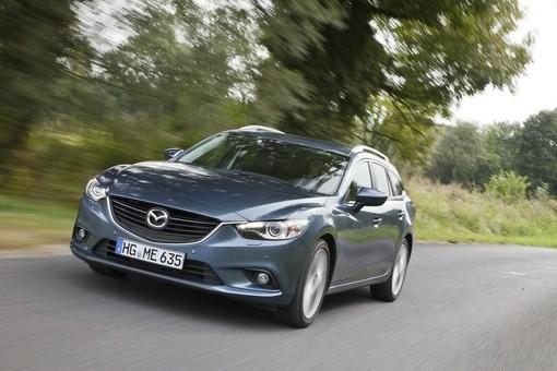 Mazda6 Kombi in der Ausstattungsvariante Business-Line