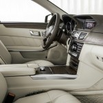 Lederausstattung Mercedes-Benz E-Klasse E Hybrid 2013