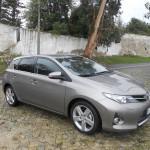 Toyota Auris Modelljahr 2013 - Exterieur