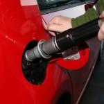 Hier kommt Erdgas rein - Volkswagen Eco-Up