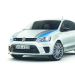 Die Frontpartie des Volkswagen Polo R WRC