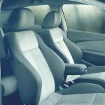 Die Sitze des Volkswagen Polo R WRC