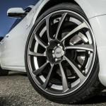 Die Felgen des Abt Audi AS5 Sportback