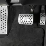 Die Pedale des Abt Audi AS5 Sportback