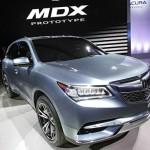 Honda präsentiert Protoyp des Acura MDX