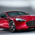 Exterieur-Bilder des Aston Martin Rapid S (2013)