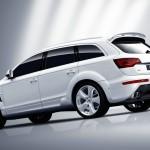 Strator GT 780 in weiß - Tuningprogramm für den Audi Q7