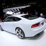 Audi RS7 auf der Detroiter Auto Show 2013