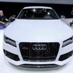 Audi RS7 auf der Detroit Autoshow 2013