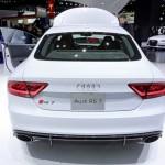 Audi RS7 auf der Detroit Auto Show 2013