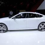 Audi RS7 aud der Detroit Motor Show 2013