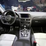 Das Cockpit des Audi SQ5