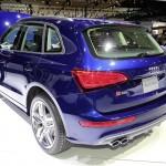 Das Exterieur des Audi SQ5