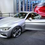 BMW Concept 4er Coupe auf der Automobilmesse in Detroit 2013