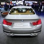 BMW Concept 4er Coupe auf der NAIAS 2013 in Detroit