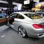 BMW Concept 4er Coupe auf der Detroiter Auto Show 2013