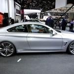 BMW Concept 4er Coupe auf der 2013-er Motorshow in Detroit