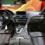 Das Armaturenbrett des BMW M6 Gran Coupé