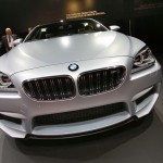 Der Kühlergrill des BMW M6 Gran Coupé 2013